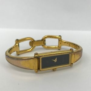 Vintage Authentic Gucci Bangle Watch